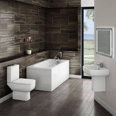 Замечательные идеи. Тренды для ванной комнаты 2018 (предложения + фото)