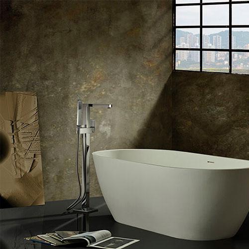 Выбираем стильные смесители для раковины, ванной и душа