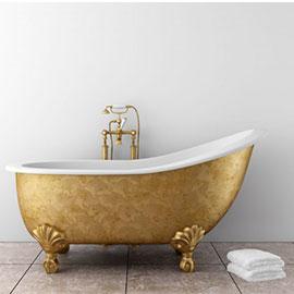 Шикарные ванные комнаты знаменитостей