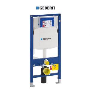 Инсталляция для подвесного унитаза UP320 Geberit Duofix 111.300.00.5 (без клавиши)