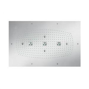 Верхний душ с подсветкой Hansgrohe Raindance Rainmaker 680х460 мм