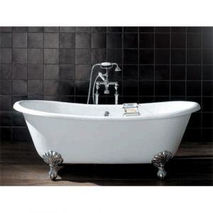 Ванна чугунная 172х79 см Devon&Devon Admiral + ножки