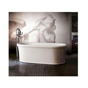 Ванна из материала искусственный мрамор (White Tec) 160,5х72,5 см Devon&Devon Celine
