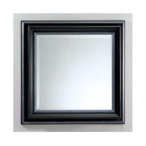 Зеркало Devon&Devon Black Harold 82х82 см