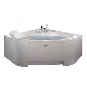 Ванна акриловая гидромассажная 159х155 см Jacuzzi Designer collection J.Sha Mi Corner