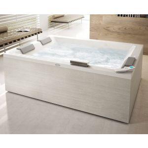 Ванна акриловая гидромассажная Jacuzzi Sharp Extra 200 x150 см
