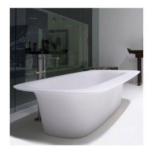 Ванна из материала Cristalplant®  190х100 см Antonio Lupi Sarto 15