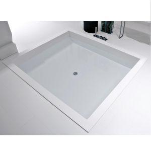 Ванна из материала Corian 186х160 см Antonio Lupi Biblio