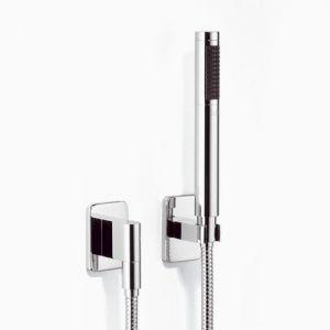 Настенная душевая стойка с ручным душем Dornbracht Lulu 27 808 710