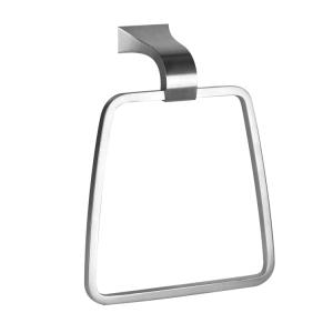 Полотенцедержатель кольцо Gessi Mimi accessories (цвет - хром)