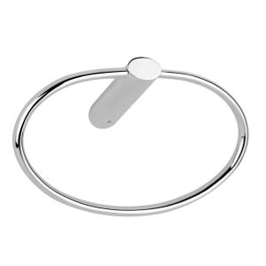 Полотенцедержатель- кольцо Gessi Ovale 25709-031