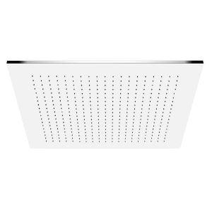 Верхний душ 800 x 800 мм Gessi Private Wellness Minimali (цвет - полированная сталь)