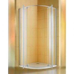 Душевой уголок с  открывающимися дверцами Huppe  Classics 503810