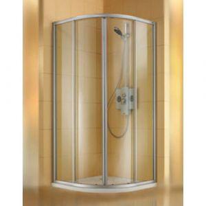Душевой уголок с  раздвижными дверцами Huppe Classics 503110