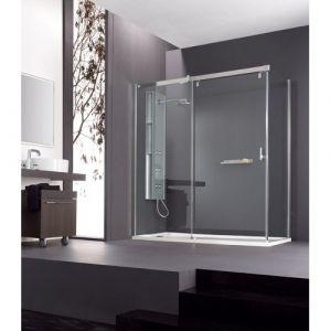 Душевой уголок с  раздвижной дверью Huppe Manufaktur Vista VT0440-VT0450