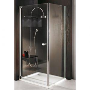 Душевой уголок с распашной дверью Huppe Studio Paris с угловым входом PT0101