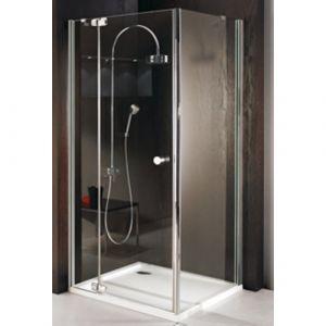 Душевой уголок с распашной дверью и неподвижным сегментом Huppe Studio Paris PT0121