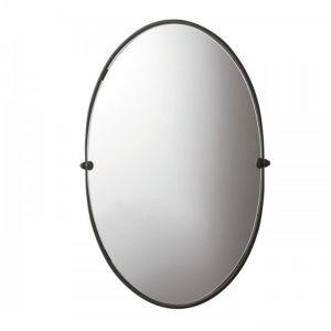 Зеркало в металлической раме Globo Paestum 940 х 740 мм