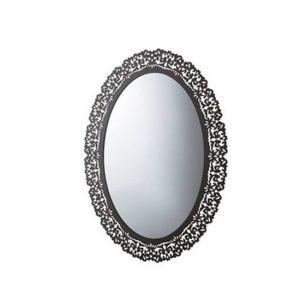 Зеркало в металлической раме Globo Paestum 950 х 710 мм