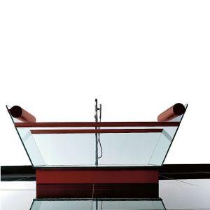 Ванна cтеклянная 200х78 см Gruppo Treesse Milo