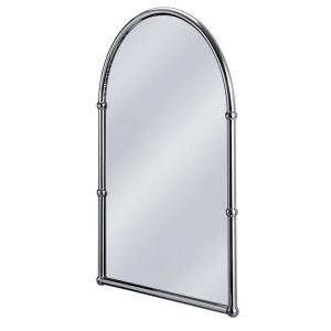 Зеркало с полукруглым верхом Burlington 70х50 см