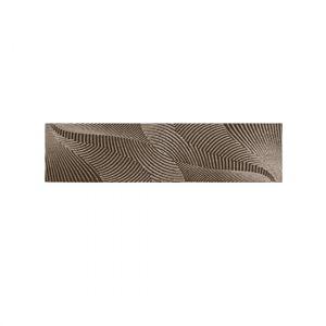 La Fabbrica Fifth Avenue 150x600 Listello Brilliance Chocolate