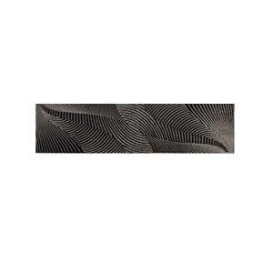 La Fabbrica Fifth Avenue 150x600 Listello Brilliance Black