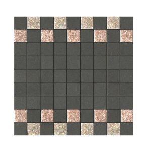 La Fabbrica Montenapoleone 300x300 961L28 Mosaico Starlight Oro Fandango Musa