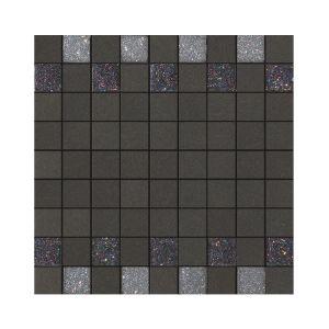 La Fabbrica Montenapoleone 300x300 961L30 Mosaico Starlight Grigio Fandango Musa