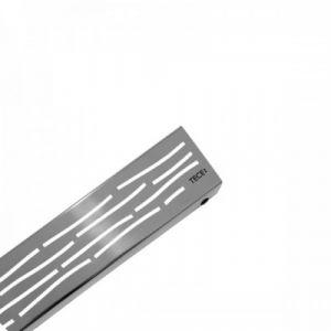 Решетка для душевого трапа Tece  Drainline.TC organic полированная 900  600 960