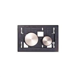 TECEloop modular кнопки для смыва (цвет - нержавеющая сталь)