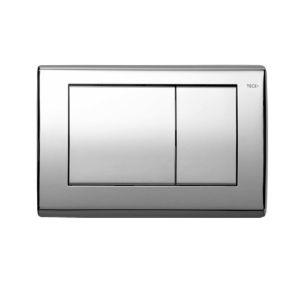 TECEplanus панель смыва с двумя клавишами (хром глянцевый)