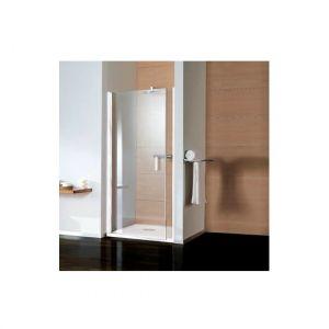 Подвесная открывающаяся дверь Samo Polaris хром/прозр SX