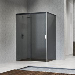 Душевая дверь Duka Acqua 5000 + боковая стенка