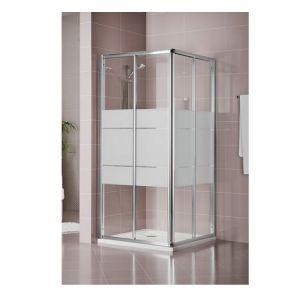Duka Dukessa 3000 glass new Душевое ограждение с раздвижными дверями, разные размеры A-CEK2