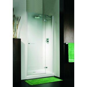 Duka Gallery 3000  Дверь с неподвижным сегментом для ниши, разные размеры GTN2