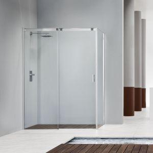 Душевые двери Duka Acqua R 5000, 100, 120, 140, 160см  QTW2+QW2