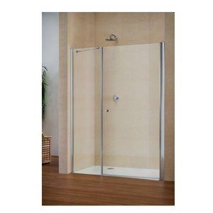 Duka Multi-S 4000 new Дверь с доп. элементом для ниши, 110, 120, 130, 140см и др. GPT1SN