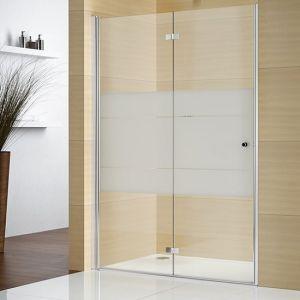 Duka Multi-S 4000 new  Дверь для ниши складная, 70, 75, 80, 90, 100, 120, 140см GFPN