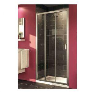 Душевая дверь Huppe X1 (профиль - серебро с ярким блеском; стекло - прозрачное)
