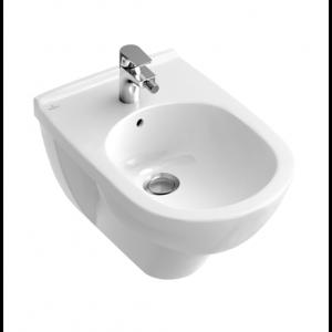 Биде подвесное Villeroy & Boch O.novo 56х36 см (альпийский белый)
