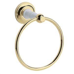 Heritage CLIFTON Полотенцедержатель кольцо золото ACA01