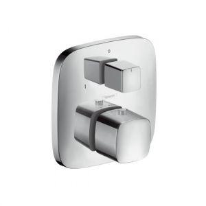 Термостат для ванны Hansgrohe PuraVida (цвет - хром)