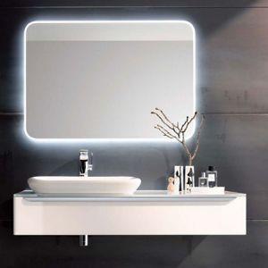 Зеркало для ванной Keramag myDay  подсветкой  100 см