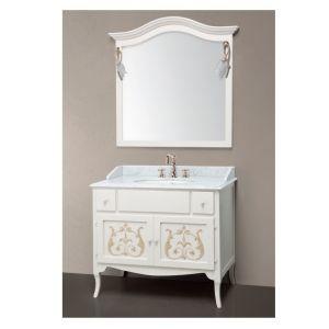 Gaia Комплект мебели для ванной на 98 см  NADIA