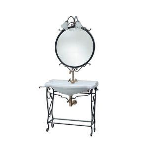 Gaia  Комплект мебели для ванной на 74 см  LIBERA74