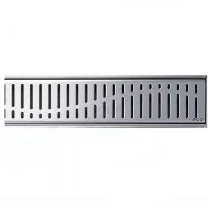 Решетка для душевого трапа Aco C-line Волна 785мм из нержавеющей стали 408558