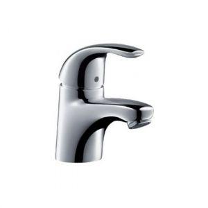 Смеситель для раковины, однорычажный Hansgrohe Focus E (цвет - хром)