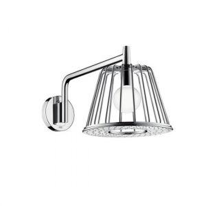 Душ верхний с лампой, Axor LampShower  поворотный, 1 вид струи d=275