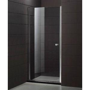 Душевая дверь в нишу распашная Villeroy & Boch Frame To Frame 100 см хром/прозрачное стекло UDW0100S